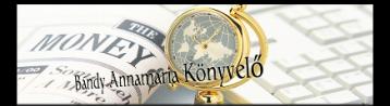 Bándy Annamária Könyvelő